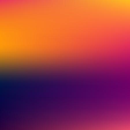 warm Blur Background