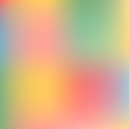 Abstract blur gradient background with trend pastel pink, purple, violet, yellow and blue colors for deign concepts, wallpapers, web, presentations and prints. Vector illustration. Фото со стока - 109793276
