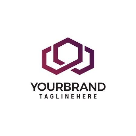 Modern and stylish logo design of W in vector for construction, home, real estate, building, property etc. Çizim