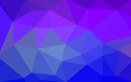 multicolor purple, pink geometric rumpled triangular low poly origami style gradient illustration graphic background. Vector polygonal design for your business.