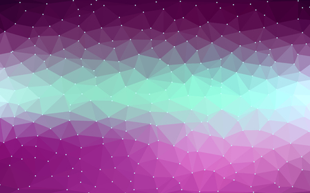 Abstract vibrant mosaic background Banque d'images - 108611397