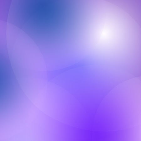 Abstract Blue purple blurred gradient background. Nature backdrop. Vector illustration for your graphic design, banner or poster.