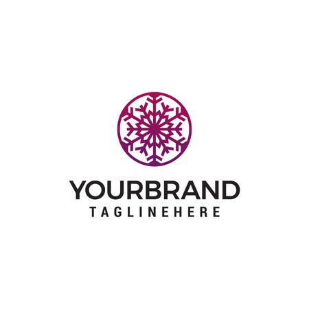 Decoration Logo design concept template vector. Interior Decoration Logo Ilustração