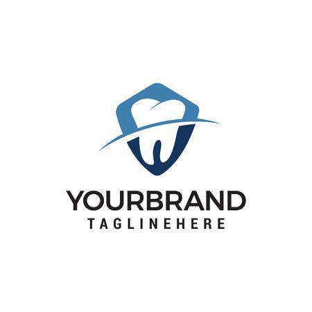 dental logo template. dental care icon symbol designs design concept template vector 일러스트