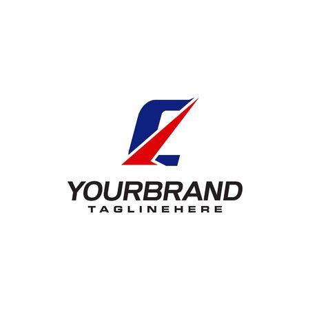 unique  that forms the letter C matches your company.  inspiration C
