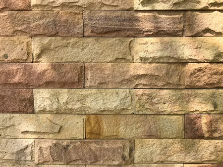 Brick wall pattern, beautiful arrangement.