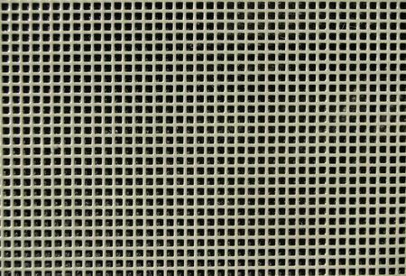 Grunge surface of metal net photo