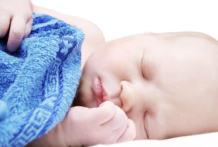 1 day old baby Stock Photo - 6785119