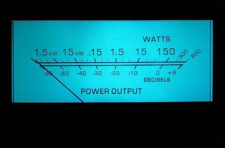 Verstärker-Indikator Standard-Bild
