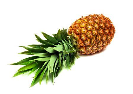 Pineapple isolated on white background Stock Photo - 6788458