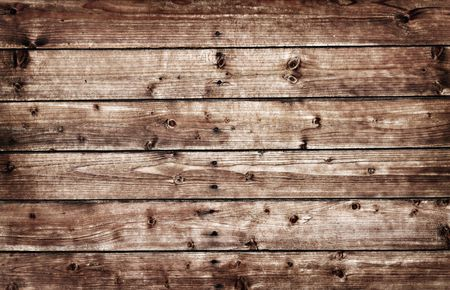 High resolution brown wood plank back ground Stock Photo - 6852493