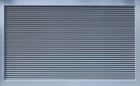 window shade: Cuadr�cula de ventillation metal moderno como fondo de estilo  Foto de archivo