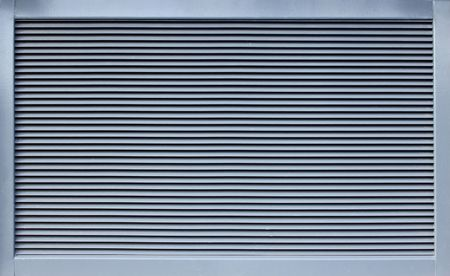 duct: Modern metal ventillation grid like style background
