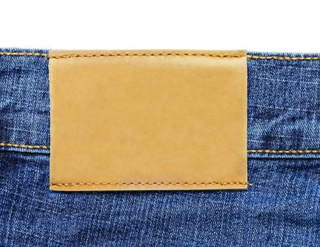 Blue Jeans Label photo