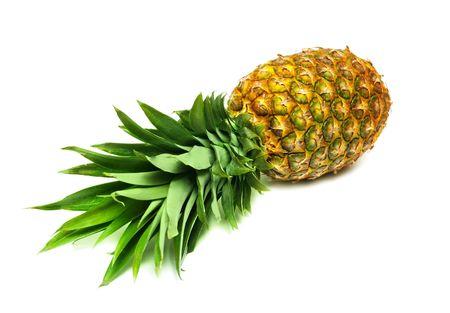 Pineapple isolated on white background Stock Photo - 6852516