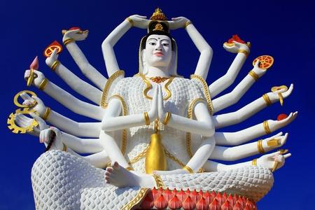 Buddha statue on Samui, Thailand photo