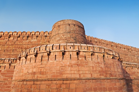 uttar: Red Fort, Agra, Uttar Pradesh, India