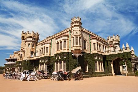 karnataka: Bangalore Palace, Bangalore, estado de Karnataka, India