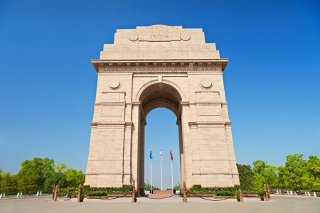 India Gate, New Delhi, India photo