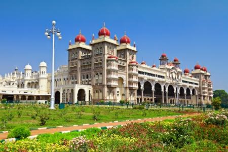 Mysore Palace, Mysore, Karnataka state, India Stock Photo - 15547316