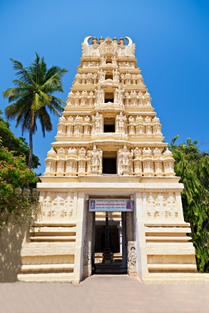 Sri Llakshmiramana Swamy temple, Mysore, India Stock Photo - 15597419