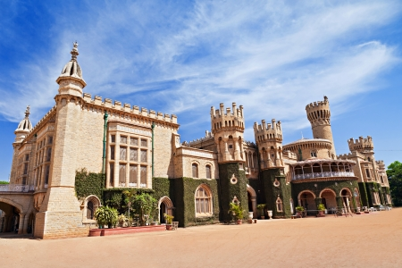 Bangalore Palace, Bangalore, Karnataka state, India Editorial