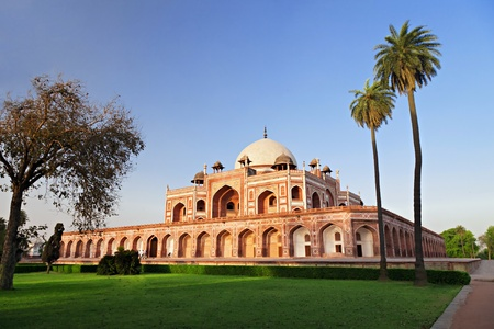 Humayun's Tomb, New Delhi, India