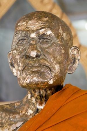 Buddhismus Mönch Statue, Phuket, Thailand Standard-Bild - 17856115