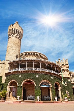 Bangalore Palace, Bangalore, Karnataka state, India photo