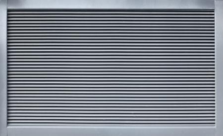 Modern metal ventillation grid like style background Stock Photo - 22100710