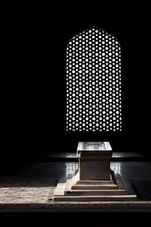 Inside Humayuns Tomb, New Delhi, India Stock Photo - 22100917