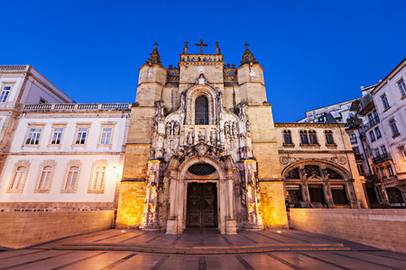 santa cross: The Santa Cruz Monastery (Monastery of the Holy Cross) is a National Monument in Coimbra, Portugal