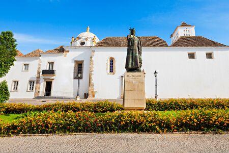 region of algarve: Faro Archaeological Museum in Faro, Algarve region of Portugal Editorial