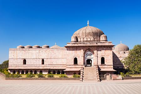 pradesh: Jama Masjid in Mandu, Madhya Pradesh, India