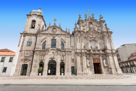 carmo: Carmo Church - Igreja do Carmo in Porto, Portugal