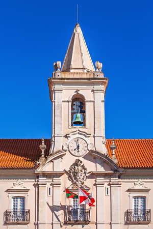 municipal: Common Hall (Camara Municipal de Aveiro) in Aveiro, north Portugal