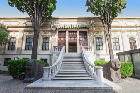 archaeology: Istanbul Archaeology Museum, Istanbul, Turkey Editorial