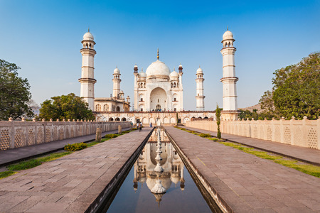 widely: Bibi-qa-Maqbara is widely known as the poor mans Taj in Aurangabad, India