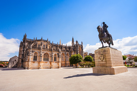 saint: The Monastery of Batalha is a Dominican convent in the civil parish of Batalha, Portugal. Originally known as the Monastery of Saint Mary of the Victory.