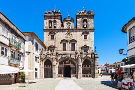 se: The Cathedral of Braga (Se de Braga) is one of the most important monuments in Braga, Portugal
