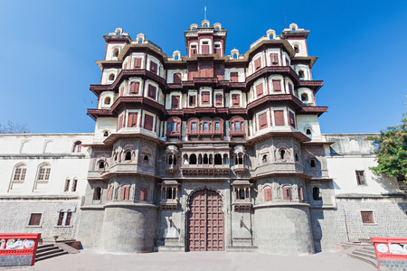 indore: Rajwada is a historical palace in Indore city, India Editorial