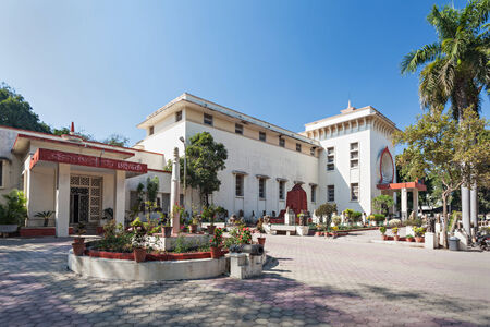 indore: Indore Cenral Museum is museum situated in Indore in Madhya Pradesh state, India Editorial