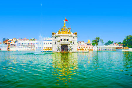 punjab: Durgiana Temple is a premier Hindu temple of Punjab in Amritsar