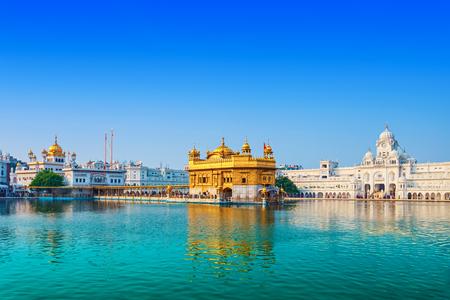 templo: Golden Temple (Harmandir Sahib) en Amritsar, Punjab, India