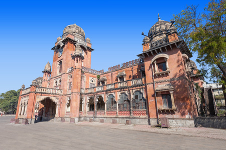 Mahatma Gandhi Town Hall (old name - King Edward Hall) in Indore, India