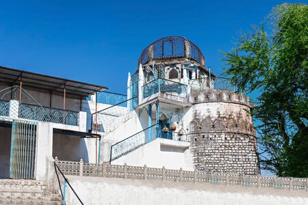 Dhai Seedi Ki Masjid is one of the smallest mosques in the world, Bhopal, India