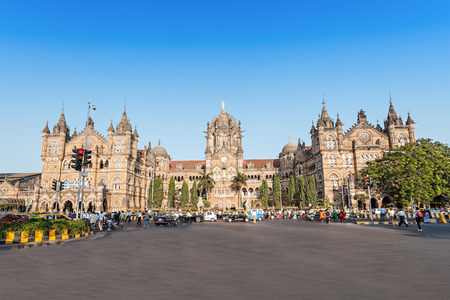 Chhatrapati Shivaji Terminus (CST) is a UNESCO World Heritage Site and an historic railway station in Mumbai, India