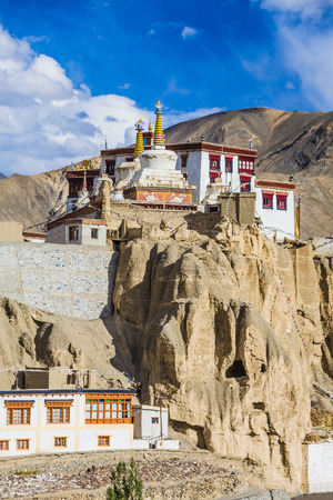 kashmir: Lamayuru Monastery in the Indian State of Jammu and Kashmir