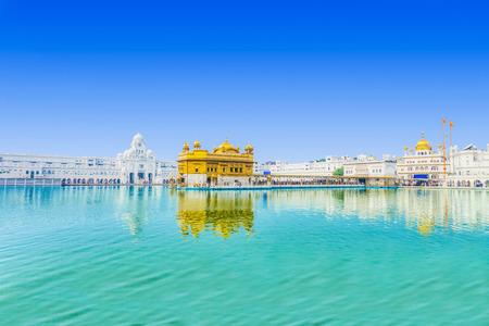 gurdwara: Golden Temple (Harmandir Sahib) in Amritsar, Punjab, India