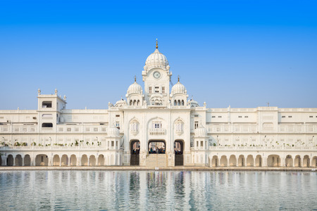 sikh: Central Sikh Museum in Golden Temple, in Amritsar